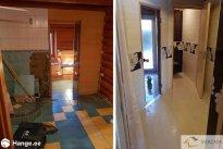 MERCASA OÜ Plaatimistööd, vannitoa remont, vannitubade renoveerimine, põranda plaatimine