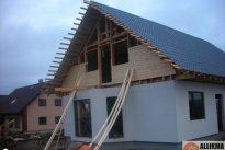 ALLIKMA EHITUS OÜ Katusetööd, kivikatus, katuse paigaldamine, majakarpide väljaehitus