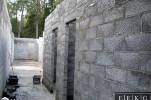 EESTI EHITUSE JA KINNISVARA GRUPP OÜ EESTI EHITUSE JA KINNISVARA GRUPP, betoonist müür, betoonmüür, betoonmüüride ehitus