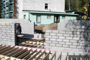 EESTI EHITUSE JA KINNISVARA GRUPP OÜ EESTI EHITUSE JA KINNISVARA GRUPP, betoonitööde teostamine, betoonitöö teostamine, betoonist müür
