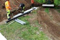 Vesimutt OÜ Kanalisatsioonitööd, Imbväljaku paigaldus