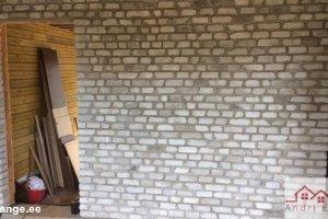 ANDRI EHITUS OÜ ANDRI EHITUS, Vanad katkised kivid taaskasutuses, müüritöö