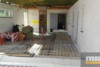 KVGOUP OÜ Aia ehitus, põrandaküte, paigaldus, põrandakütte paigaldamine