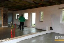 KVGOUP OÜ Aia ehitus, põranda valamine, betooni valamine, betoonpõranda valamine