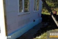 KVGOUP OÜ Aia ehitus, müüri ladumine müüritööd, akende paigaldus, akende vahetamine
