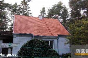 KVGOUP OÜ KVGOUP, katuse renoveerimine, katuse vahetus, katusekatte vahetamin