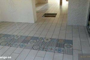 RADOM EHITUS OÜ RADOM EHITUS, sanitaarruumide plaatimine, vannitoa plaatimine, põrand aplaatimine