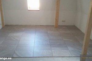 RADOM EHITUS OÜ RADOM EHITUS, siseruumide plaatimine, plaatimistööd, põrandatööd