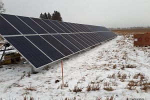 JASKOR OÜ JASKOR, Päikesepaneelide paigaldus, päikesepaneelide konstruktsioonid, päikesepaneelid