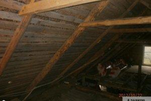 JASKOR OÜ JASKOR, pööningu ehitus, pööningu soojustamine, pööningu soojustus