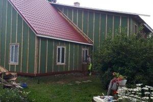 JASKOR OÜ JASKOR, Eramu ehitus, maja ehitamine, maja renoveerimine