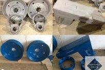 TEPSMEX PRITS OÜ Puhastusteenused, Värvimine, metallivärvimine, kruntimine