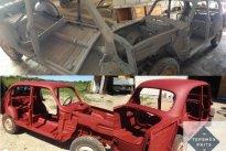 TEPSMEX PRITS OÜ Puhastusteenused, Värvimine, autoosade puhastus, autokere puhastus
