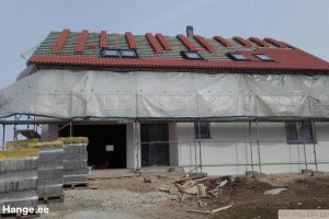 PILLERI EHITUS OÜ PILLERI EHITUS, katusekivi ladumine, katusekivi paigaldus, kivikatuse ehitus