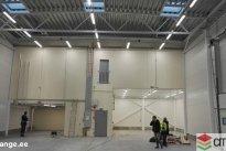 CITYRAK EESTI OÜ Tööstus- tootmishooned, Moodulmajade paigaldamine, elementmajade paigaldamine, siseviimistlustööd