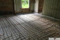 VOKSART OÜ Üldehitus, Korteri remont, põrandakütte paigaldus, elamu remont
