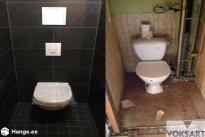 VOKSART OÜ Vannitubade remont, Vannitoa remont, vannitubade remontimine, kapitaalremont
