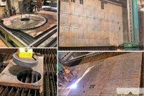 GS Production OÜ Keevitustööd, Cnc lõikamine, metalli lõikamine, CNC