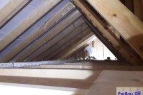 PURBROS OÜ Soojustustööd, katuse soojustamine, pur vahu paigaldamine, pur-vahuga soojustamine