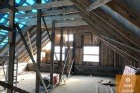 Jans Group OÜ Soojustustööd, katuse soojustamine, seinate soojustamine