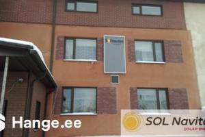 SOL NAVITAS OÜ SOL NAVITAS, päikese energia, ventilatsioon, päikesepaneelid