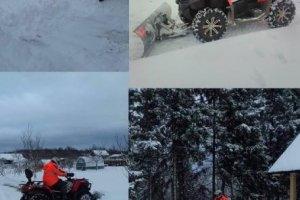 VIHURI GRUPP OÜ VIHURI GRUPP, Lumekoristus, lumelükkamine, lumetõrje
