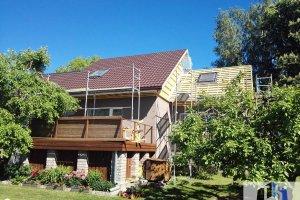 TS CONSTRUCTIONS OÜ TS CONSTRUCTIONS, katusetööd, katuse ehitus, katuste ehitus
