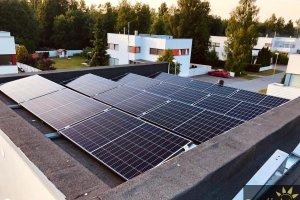 SUNLIGHT ENERGY OÜ SUNLIGHT ENERGY, päikesepaneel, päikesepaneelid, päikesepaneelide paigaldus