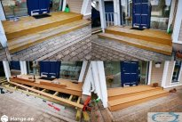 L.E.D. EHITUS GRUPP OÜ Trepiehitus, puittrepp, trepp, treppide ehitamine