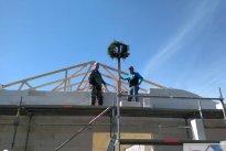 MART NESTOR FIE Katusetööd, Katuse ehitus, katusekonstruktsioonid, puitkonstruktsioon