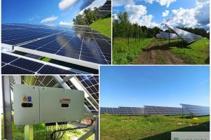 MeliKri OÜ MeliKri, päikesepaneelid eramule, päikesepaneelid katusele, paikesepaneelide paigaldamine