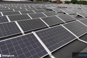 VOOLU-EKSPERT OÜ VOOLU-EKSPERT, päikesepaneel, päikesepaneeli paigaldus, päikesepaneelid katusele