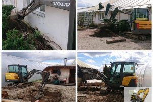MEAT FACTORY OÜ MEAT FACTORY, renoveerimistööd, pinnasetööd, tõstetööd kahveltõstukiga