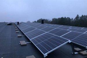 VOLTSY OÜ VOLTSY, Päikesepaneelide paigaldus, päikesepaneelide paigaldus katusele, päikesepaneelid