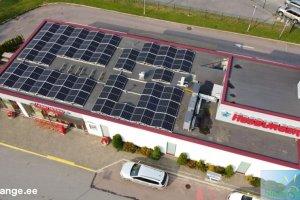 SOLARGO OÜ SOLARGO, taastuvenergia, päikesepaneelid, päikesepark