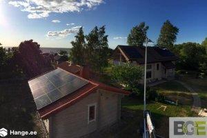 BGE GROUP OÜ BGE GROUP, Päikese energia, päikeseelekter, päikese