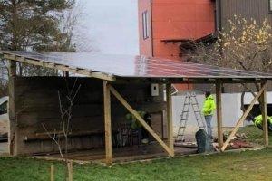 BGE GROUP OÜ BGE GROUP, Päikesepaneelid, roheline energia, päikesepaneel