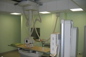 Eurisco Ehitus OÜ Eurisco Ehitus, Radioloogio osakonna renoveerimine.
