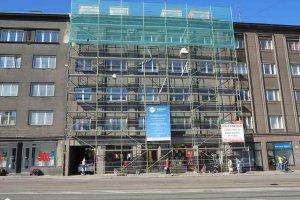 Eurisco Ehitus OÜ Eurisco Ehitus, Katusekorruse ehitus ja sisehoovi fassaaditööd. Fassaaditööde teostamine, fassaadi renoveerimistööd.