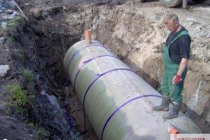 MULTIPROFIIL OÜ MULTIPROFIIL, Kanalisatsioon, kanalisatsioonitööd, kanalisatsiooni rajamine