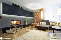Verkur OÜ Värvid värvimistarbed, Valpaint dekoratiivvärvid ja pinnakatted. Efektvärvid, pahtlid, dekoratiivtööd.