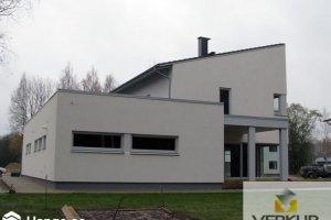 Verkur OÜ Verkur, Eramu ehitus, katusetööd, fassaaditööd