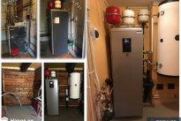 Maaküte OÜ Energiasüsteemide ehitus hooldus, Thermia, maaküte, maasoojuspumba paigaldus