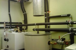 Maaküte OÜ Maaküte, küttesüsteemide hooldus, kütteseadmete paigaldus, katlamaja