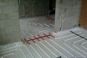 Maaküte OÜ Maaküte, küttesüsteemide erilahendused, põrandaküte, õhk-vesiküte