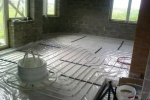 Maaküte OÜ Maaküte, eramaja küttesüsteem, põrandaküte, põrandakütte paigaldus