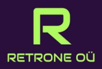 RETRONE OÜ logo