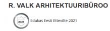 R.VALK ARHITEKTUURIBÜROO OÜ logo