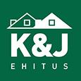 K&J EHITUS OÜ logo