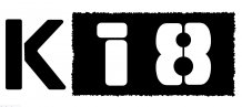 K18 OÜ logo